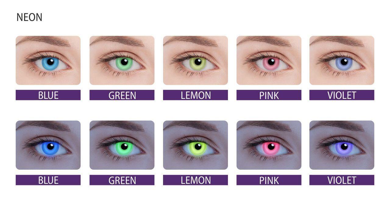 Как сделать цвет глаз ярче что есть