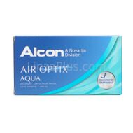 Контактные линзы Ciba Vision на месяц Air Optix Aqua (6 шт.)