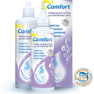 Раствор для линз Optimed Comfort (125 ml)