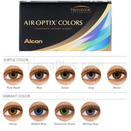 Контактные линзы Alcon Air Optix Colors (2 шт.)
