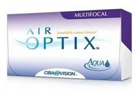Контактные линзы Ciba Vision Air Optix Agua MultiFocal (3 шт.)